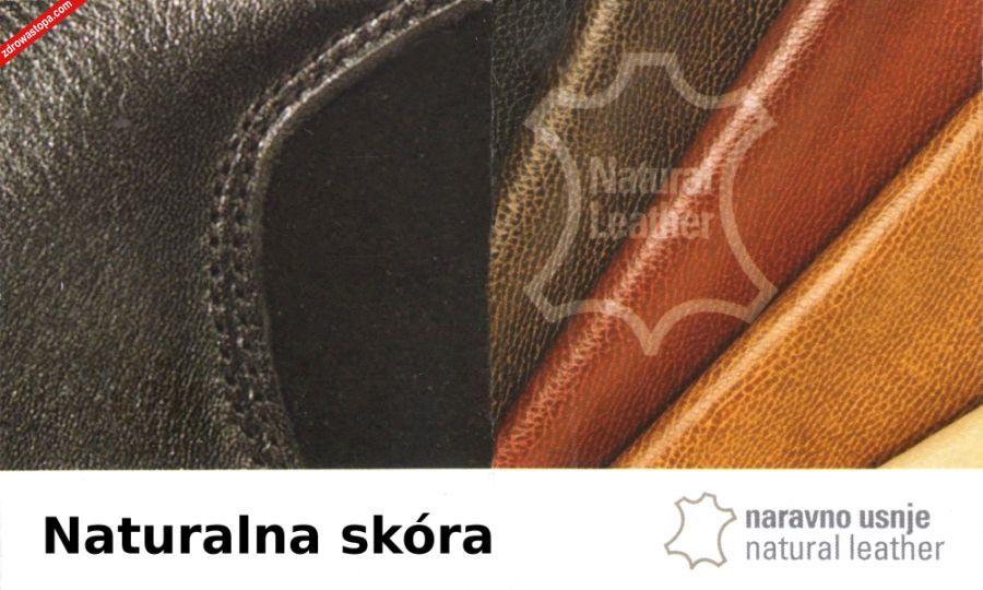 ba949fc2 Tęgość: H Materiał wierzchni: STRETCH + skóra lico - ALPITEX Wnętrze buta:  delikatna ocieplina. Rozmiar: numeracja połówkowa: tylko 37; 40; 42